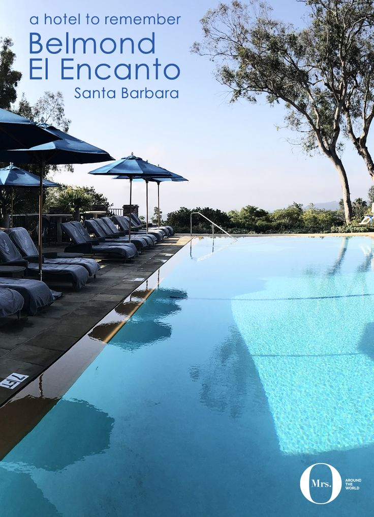 I went stateside and explored my first Belmond property in the Americas: Belmond El Encanto, located in Santa Barbara, California. Like most Belmond hotels, El Encanto is no standard hotel - it has something very unique about it. Although, the infinity pool is without a doubt, the most photographed hotel spot, even though it's tiny. Not sure how it could be change, but it opened up an opportunity for us to explore the nearby beaches.