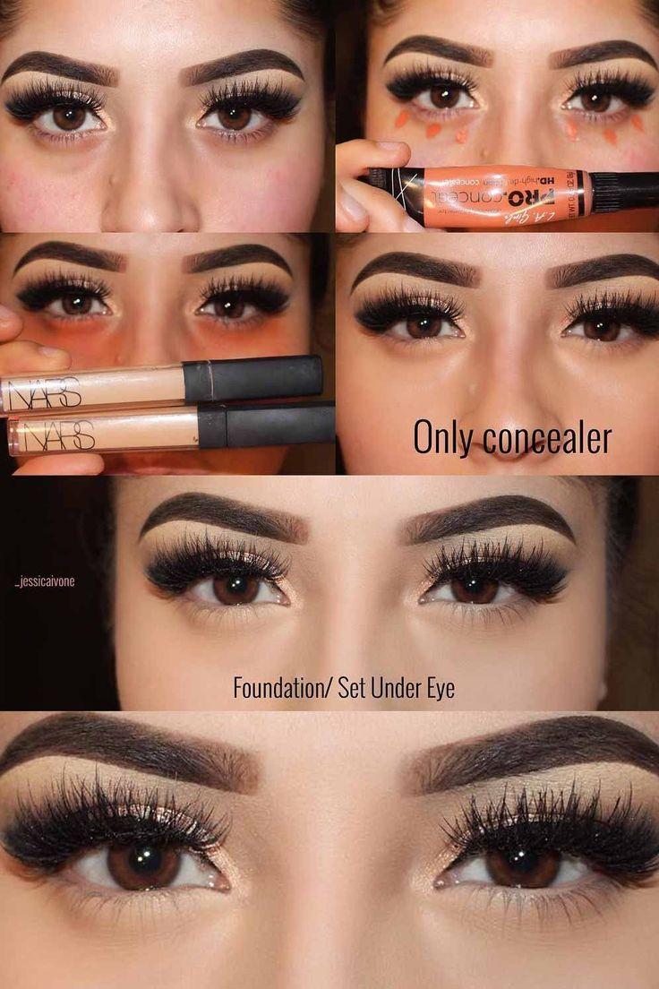 Under Eye Makeup Brush: 25+ Trending Under Eye Concealer Ideas On Pinterest