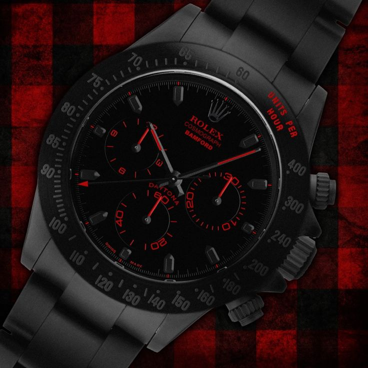 Bamford Watches on Moda Operandi