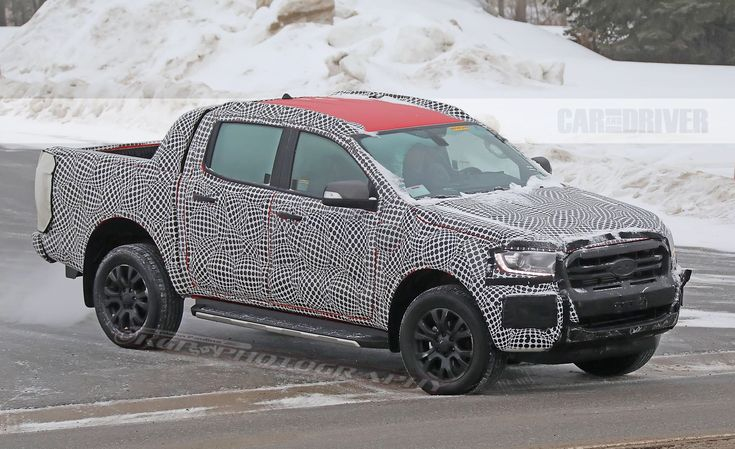 ICYMI: 2019 Ford Ranger Wildtrak Spied in Northern Michigan – Future Cars