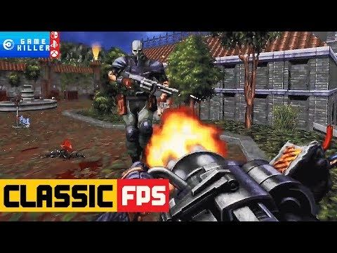 TOP 5 INSANE New & Upcoming Classic Action FPS Games ( 2019 & 2020 )