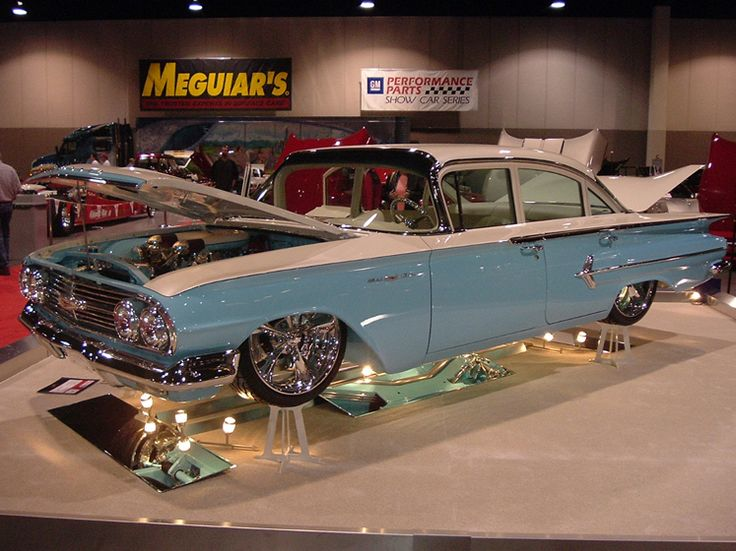 Kindig It Design >> 60 Chevy Belair (Bella) - Kindig It Design | Autos | Pinterest | Arte