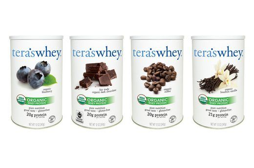 9. Whey Protein Powder: Tera's Organic Whey Protein Powder