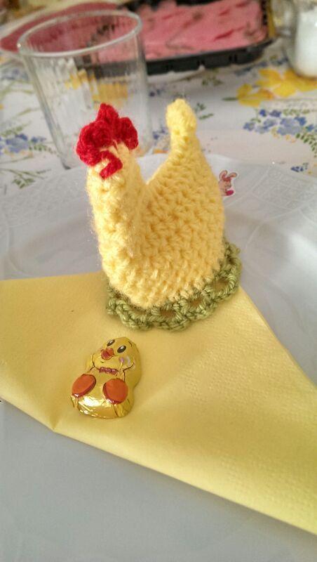 Kippertje eierwarmer van Madeforeveryone op Etsy, €2.99