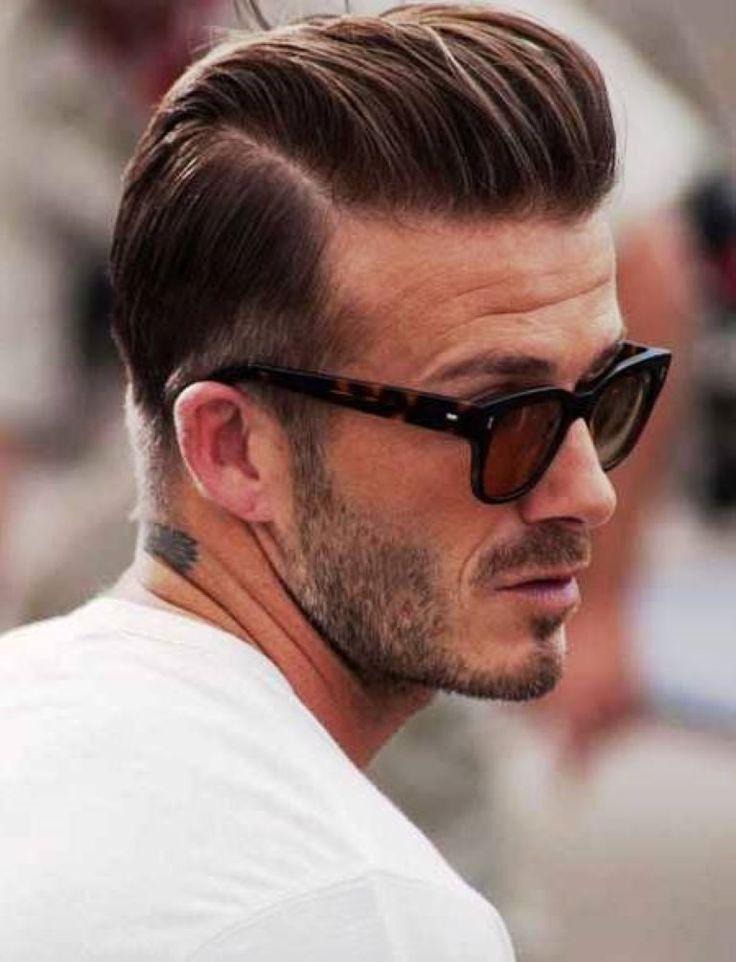 David Beckham Best Mens Celebrity Hairstyles 2014 – 2015 - Mens Haircuts 2014 : Mens Haircuts 2014
