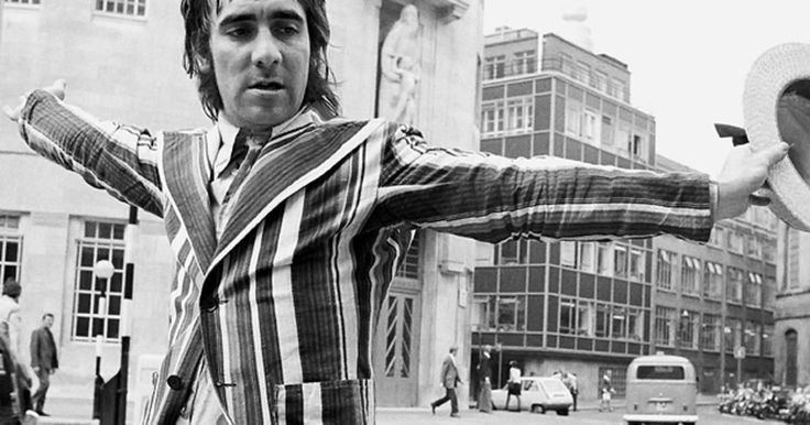 Keith Moon, whose death has shaken the rock world, spoke to Rolling Stone in 1972