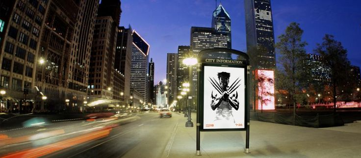 Outdoor Advertising Campaign