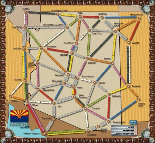 ticket to ride board game how to play