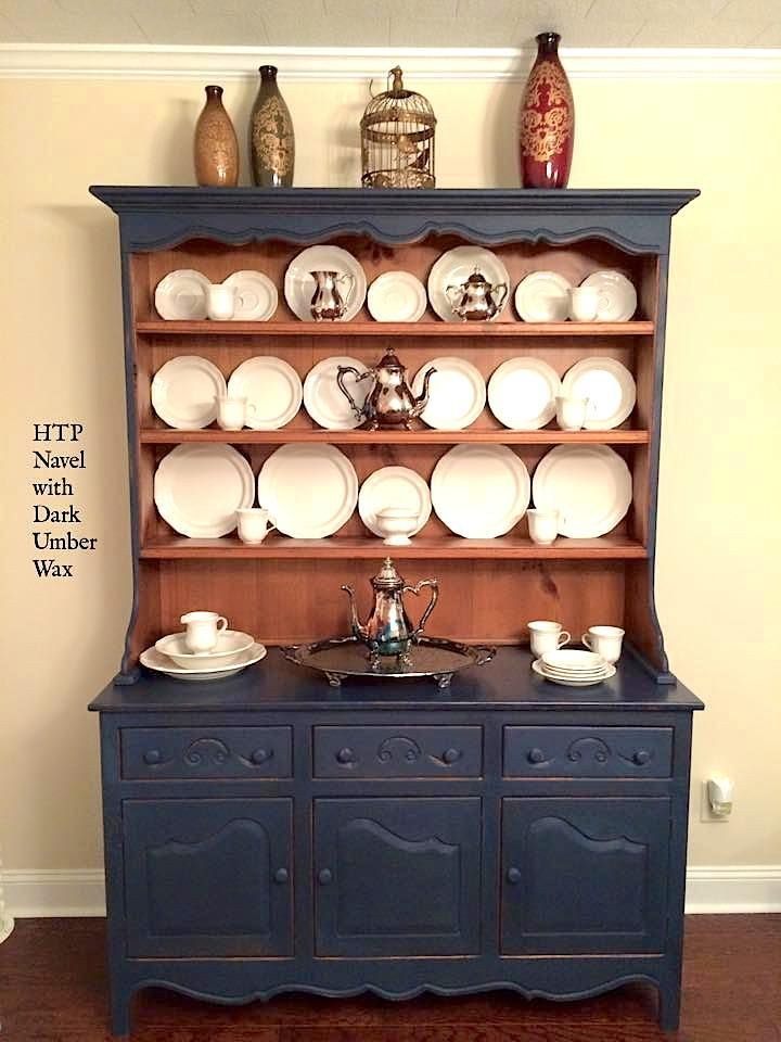 Heirloom traditions navel with dark umber wax inspired for Rustic elegance furniture