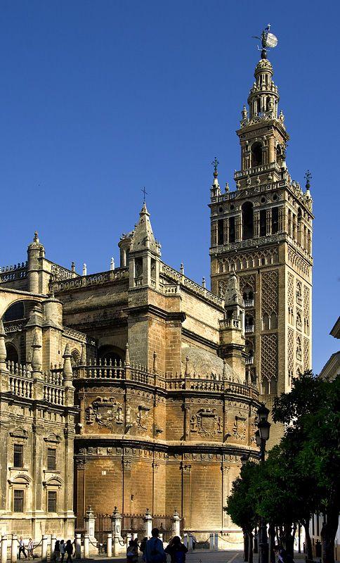 Giralda - Sevilla, Andalucía (Spain)