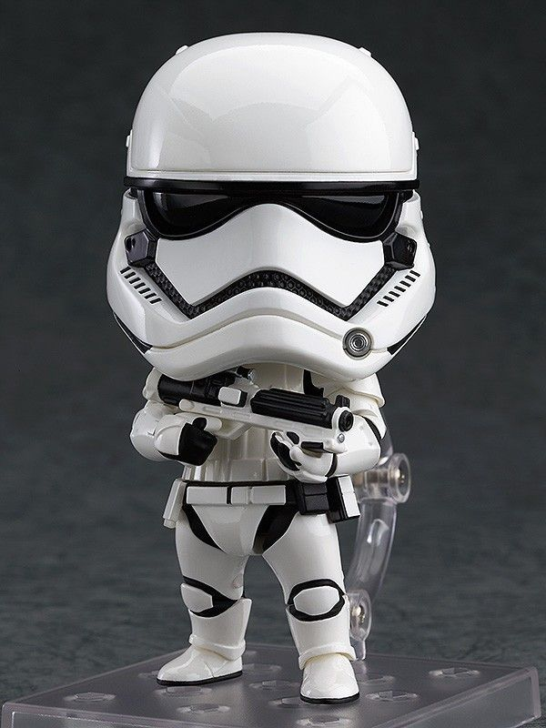 Nendoroid Star Wars First Order Stormtrooper starts preorder now! Published by Good Smile Company.