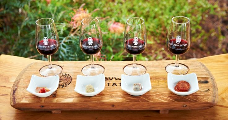 Leeuwin Estate - food and wine matched tastings