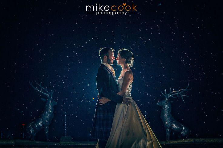 Madeleine & Chris | Wedding photography at Dunblane Hydro