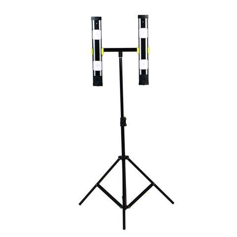 makeup light stand. lux makeup light dual stand light. the perfect for on location artists and