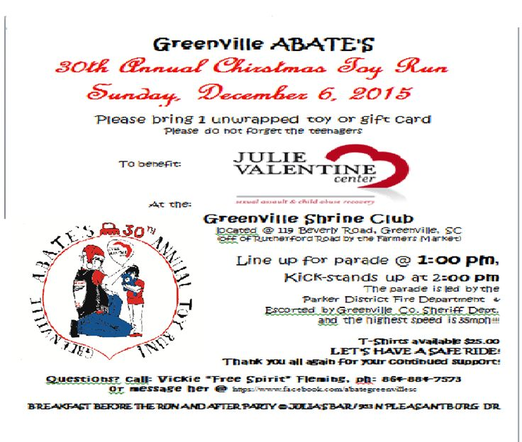 Großartig It Will Benefit The Julie Valentine Center, Who Help Children Sexual And  Physically Abused Children All Year.