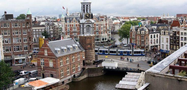 Amsterdam la ciudad más bonita del mundo - http://www.absolut-amsterdam.com/amsterdam-la-ciudad-mas-bonita-del-mundo/
