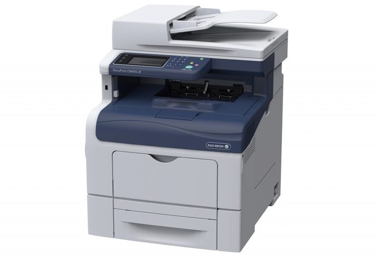 printer fuji xerox DPCM405df – A4 Colour Multifunction (cpsf) Duplex, 35/35 ppm