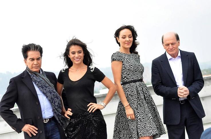 Carolina Ramírez, Fernán Martínez y José Luis Rodríguez 'El Puma' serán los jurados de la competencia que podrá a bailar a toda Colombia. Muy pronto llega 'La Pista' al Canal Caracol.