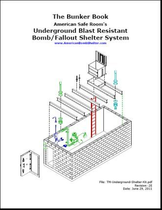 Underground Safe House Plans Get House Design Ideas