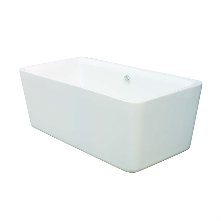 Allure II Freestanding Bath