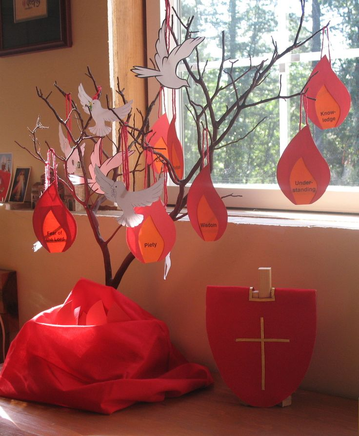 Flare of Light: Celebrating Pentecost