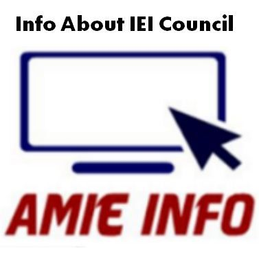 The Institutionof Engineers (India ) is the oldest and Largest Professional Engineering Body in India .The structure of IEI Council is a Follow. Council Members Special Invitees to the Council Division Board Members Members Co-Opted to the Division Boards Continue reading   Info About IEI Council→