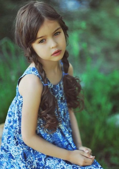 Cute Little Girl Hairstyles 2017 Braided Black Curly Hair