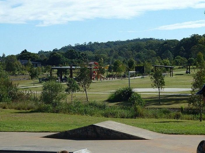 Mt Cotton Playground