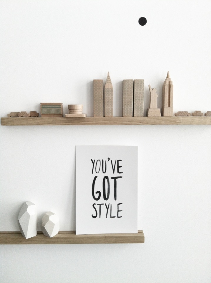 You've got style...postcard by April and May