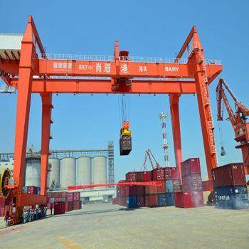 13 best Semi-gantry crane images on Pinterest Gantry crane - container crane operator sample resume