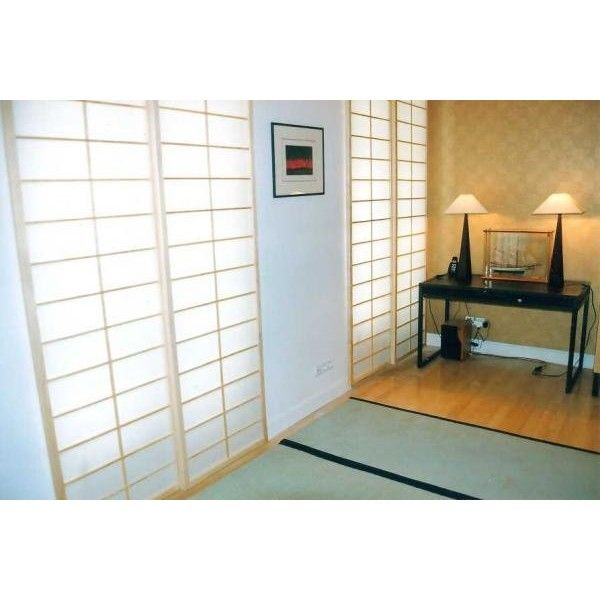 25 best ideas about cloison japonaise on pinterest for Porte japonaise