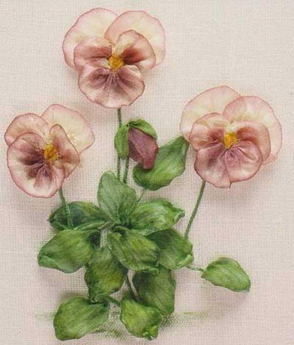 Прекрасная вышивка: в мире весенних цветов - Ярмарка Мастеров - ручная работа, handmade