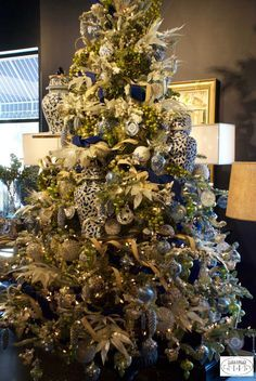798 Best Images About Christmas Trees On Pinterest