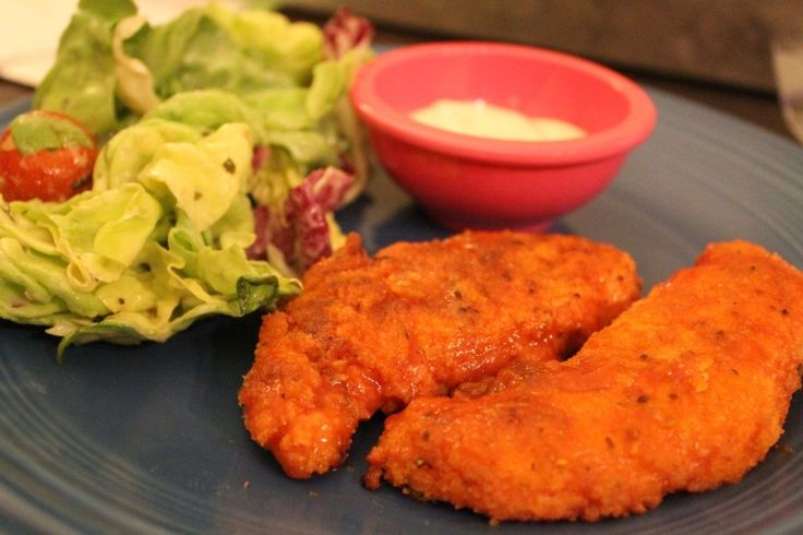 The Very Best Buffalo Chicken Tenders   No Thanks to Cake
