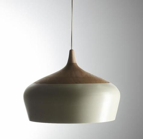Coco mini pendant the coco mini pendant was designed by australian designer kate stokes the smooth turned victorian ash genuinely compliments the powder