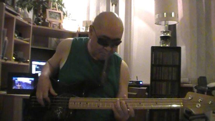The Ballad of John & yoko The Beatles bass cover Bob Roha