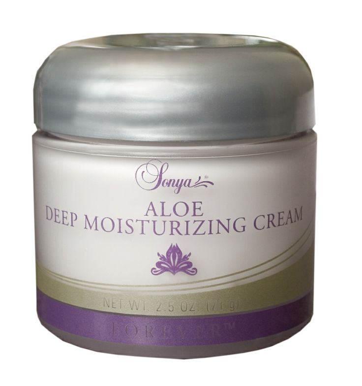 Forever Living - Aloe Deep Moisturizing Cream. Quenches your skin's thirst for moisture.  Contains pine bark extract with OPCs (Oligomeric Proanthocyanidins) containing some of the strongest antioxidant properties in nature.  This combats free radicals to help preserve and strengthen the skin's collagen, the most abundant protein in the body. http://www.beforeverfree.myforever.biz/store