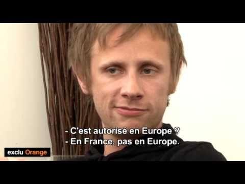 "Muse - Dom & Matt ""Speed Date Interview"" May 2010"