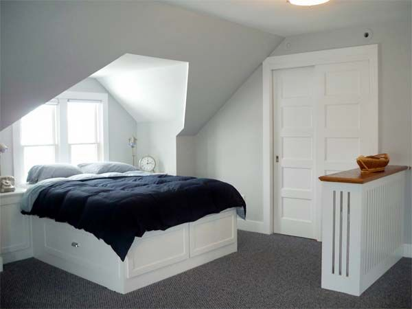 Beds For Attic Rooms 41 best home , attic images on pinterest   attic rooms, attic