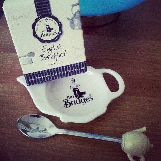 Mrs Bridges Tea