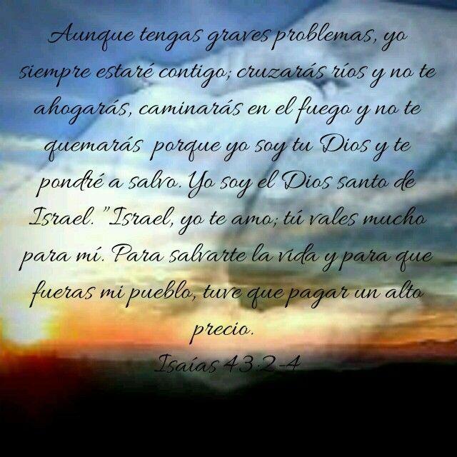 Isaias 43 2:4