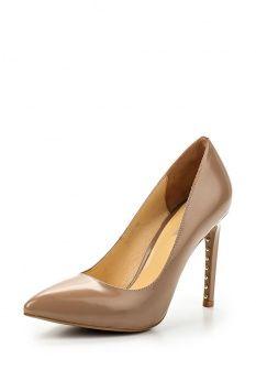 Туфли Vitacci, цвет: бежевый. Артикул: VI060AWGCV53. Женская обувь / Туфли / Туфли на шпильке