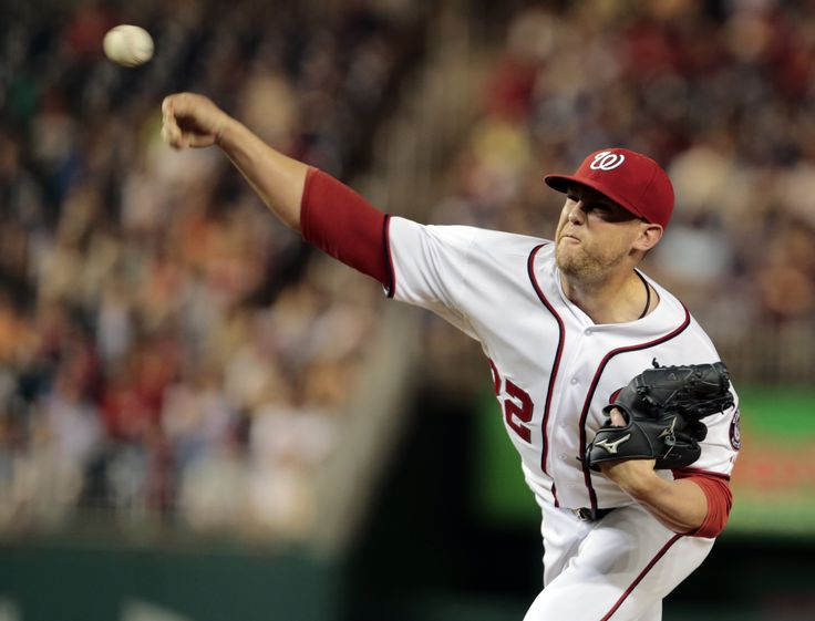 On a busy day at Nationals Park, Drew Storen keeps it brief and effective - Washington Times