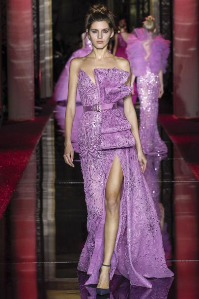 Zuhair Murad Spring/Summer 2017 Couture Collection | British Vogue. Mandana Wright