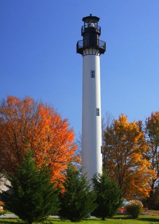Summersville Lake Light, West Virginia, USA