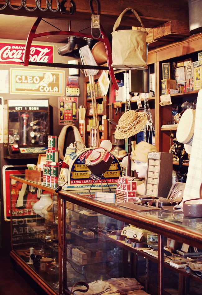 121 Best Images About General Stores In Miniature On