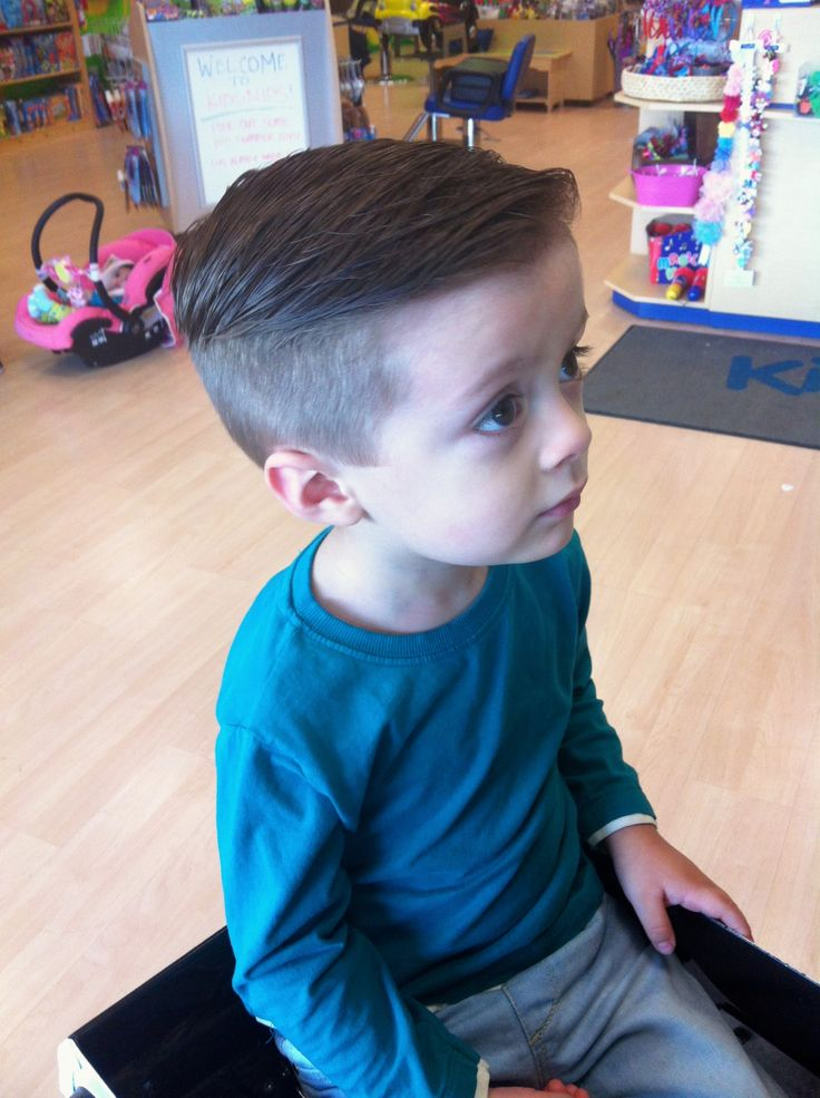 #little #boys #haircut ~ #Undercut ~