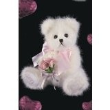 """Bunches of Love 10"""" Valentine's Day Teddy Bear Stuffed Animal Gift by Bearington (Toy)  #valentineday www.giftsforbelovedones.com"""