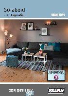 Nemt og rustikt sofabord
