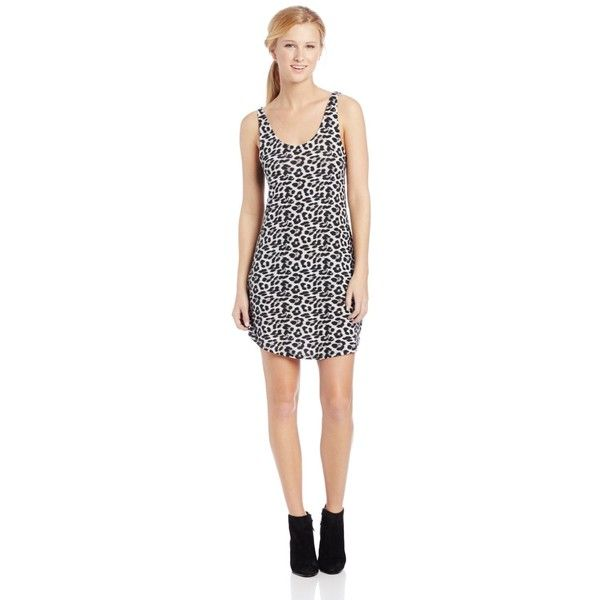 Hurley Juniors Tomboy Dress (88 BRL) ❤ liked on Polyvore featuring dresses, low dress, low scoop back dress, scoop back dress, slim fit dress and hurley dresses